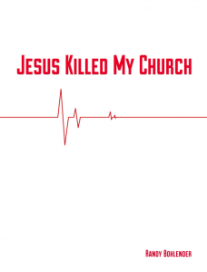 Jesus Killed My Church cover image